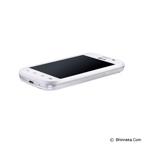 LG L40 Dual [D170] - White - Smart Phone Android